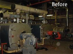 Commercial and Industrial Boiler Repair