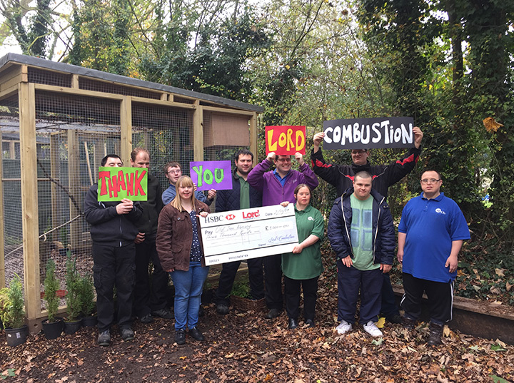 Supporting Local Communities Heating & Cooling