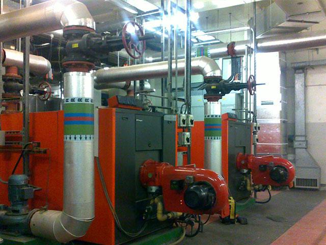 Commercial Boiler Repairs