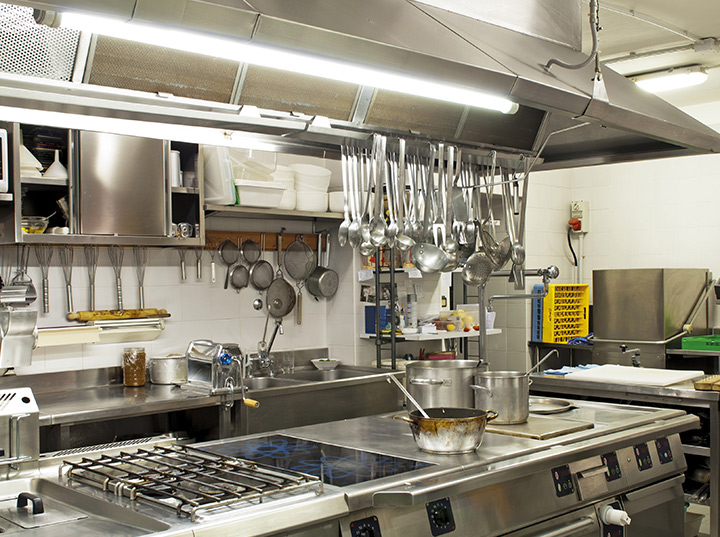 Service and maintenance Commercial Catering Equipment