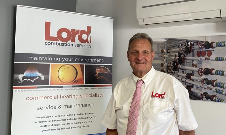 Mark Chapman Lord Combustion Services