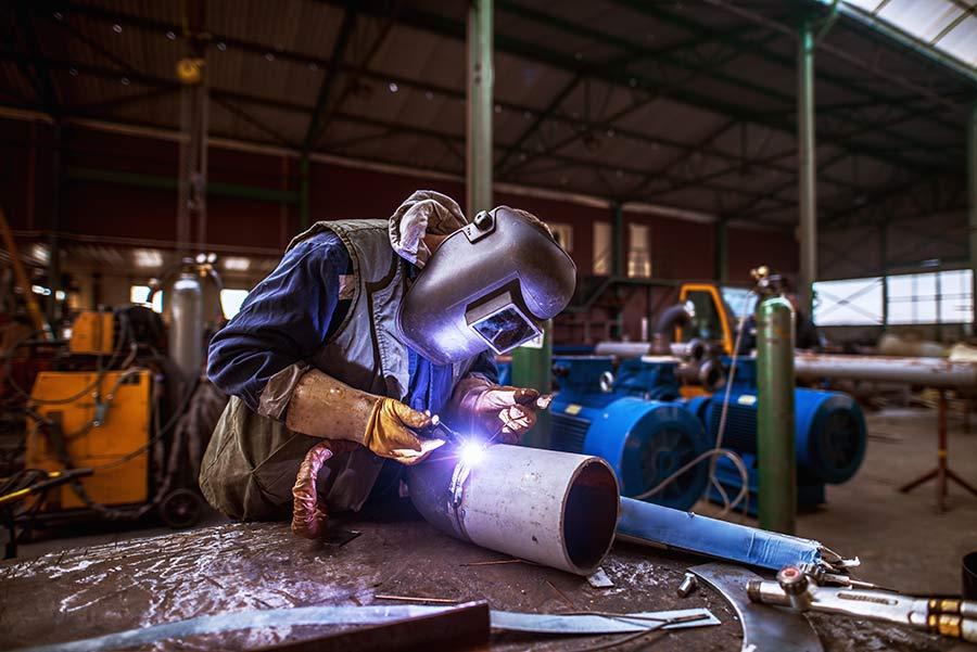 Pipework Gas Fabrication Installation Oldbury